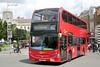 E243 YX61DPV, Woolwich 25/6/2016