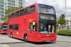 E206 SN61DCX, Woolwich 25/6/2016