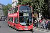 WVL75 LF52ZPE, Trafalgar Square 6/9/2015