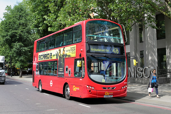 WVN1 LK59FEP, Euston Road 28/6/2018