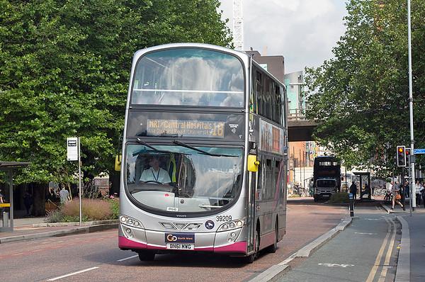 3003 BN61MWG, Manchester 24/7/2019