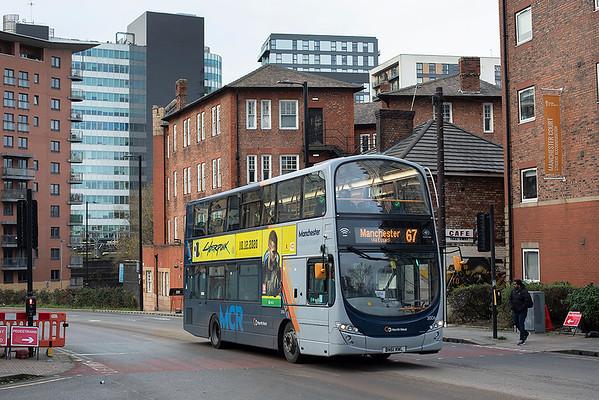 3006 BN61MWL, Manchester 17/12/2020