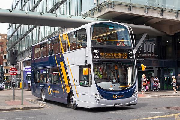 3008 BN61MWD, Manchester 24/7/2019