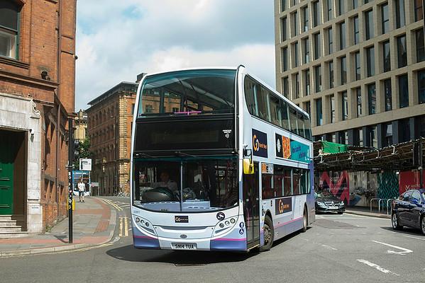 3107 SN14TUA, Manchester 24/7/2019