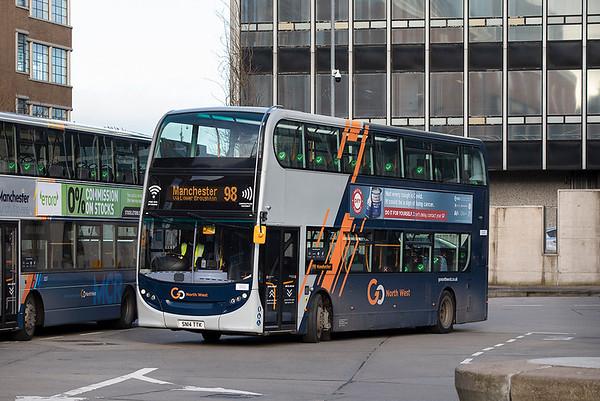 3102 SN14TTK, Manchester 17/12/2020