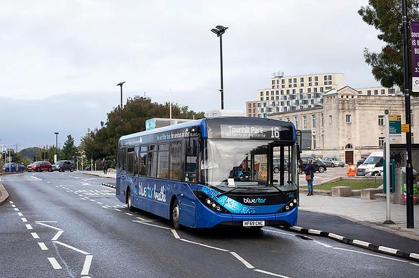 272 HF69CNC, Southampton 29/9/2020