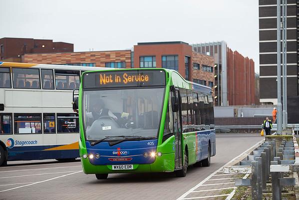405 WX60EDR, Swindon 31/1/2020
