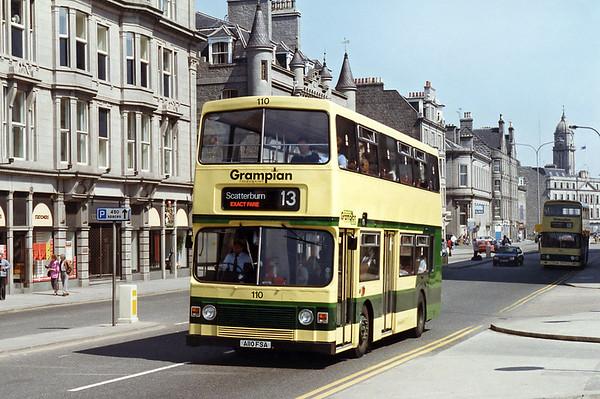 110 A110FSA, Aberdeen 23/5/1993