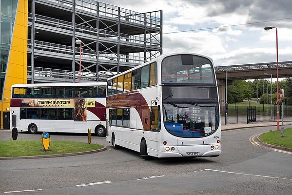 404 SN55BPE, Birmingham International 30/8/2020