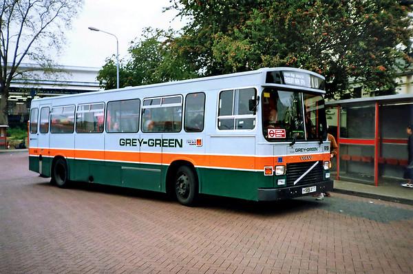 919 H919XYT, Golders Green 16/5/1991
