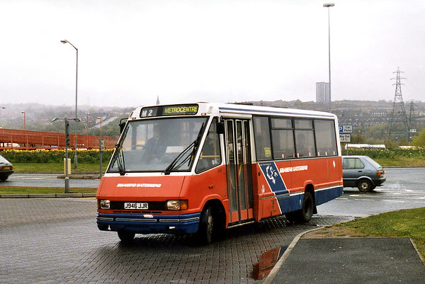 346 J946JJR, Gateshead Metro Centre 12/5/1996