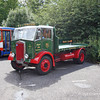 Preserved Albion lorry  FT23N  Reg No FVD 448