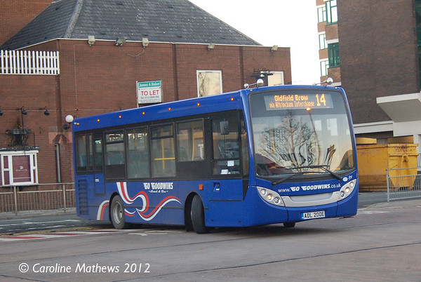 Manchester Area 2012