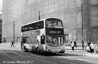 First 37286 (MX07BSV), Corporation Street, Manchester, 2nd December 2017