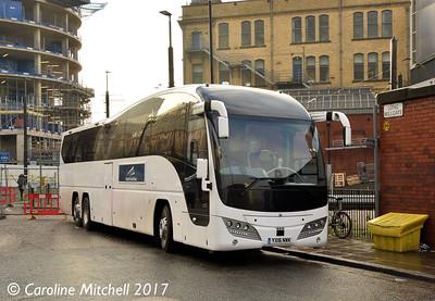 Logans of Dunloy YX16NWK, Long Millgate, Manchester, 2nd December 2017