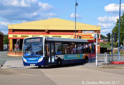 Stagecoach 36426 (MX11HHB), Ashton, 2nd September 2017