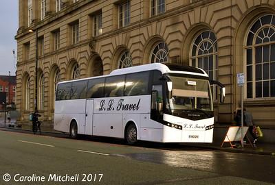 LL Travel YN13GFV, Corporation Street, Manchester, 2nd December 2017