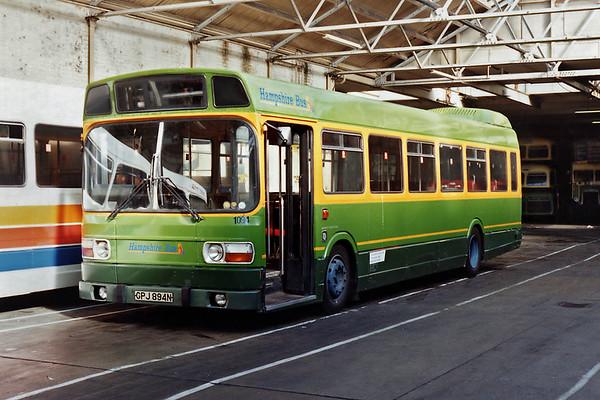 1094 GPJ894N, Worthing 21/8/1993