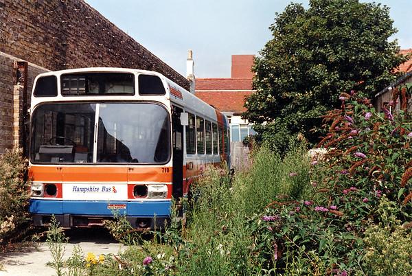 710 UFX851S, Worthing 29/8/1993