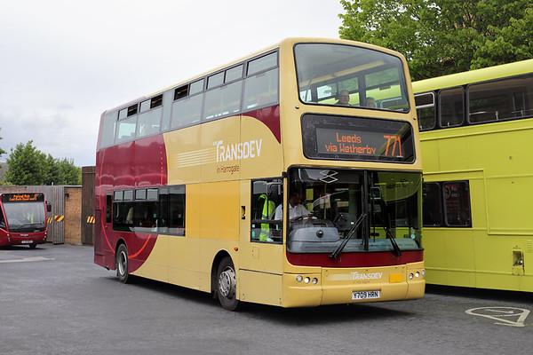 2709 Y709HRN, Harrogate 22/6/2015