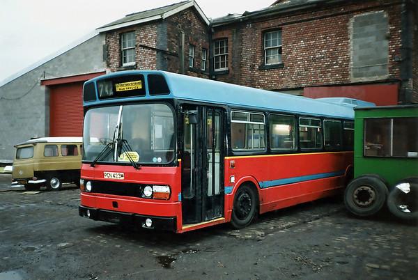 PCN423M, St Helens 18/1/1992