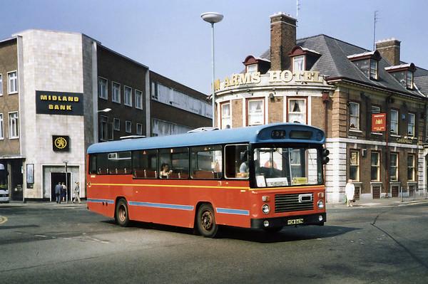 YCW847N, St Helens 3/9/1991