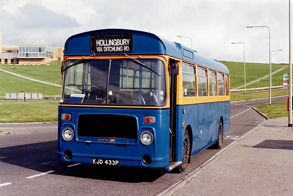 KJD433P, Ovingdean 22/9/1993