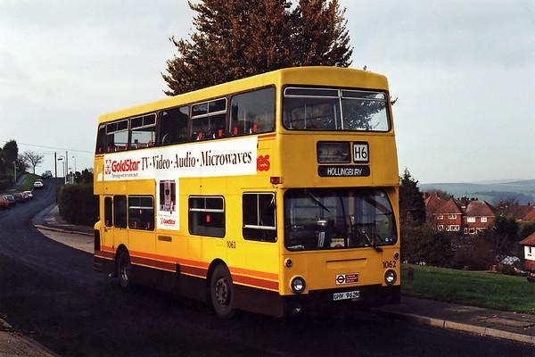 GHV962N, Hollingbury 16/11/1993