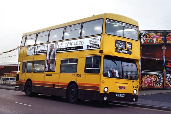 GHV40N, Brighton 9/11/1993