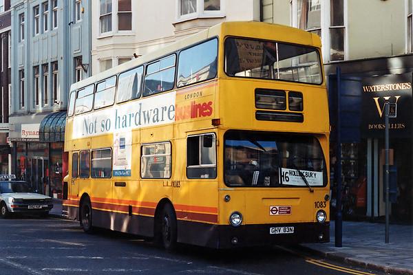 GHV83N, Brighton 15/11/1993
