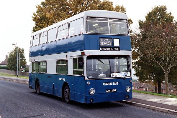 OJD264R, Hollingbury 6/11/1993