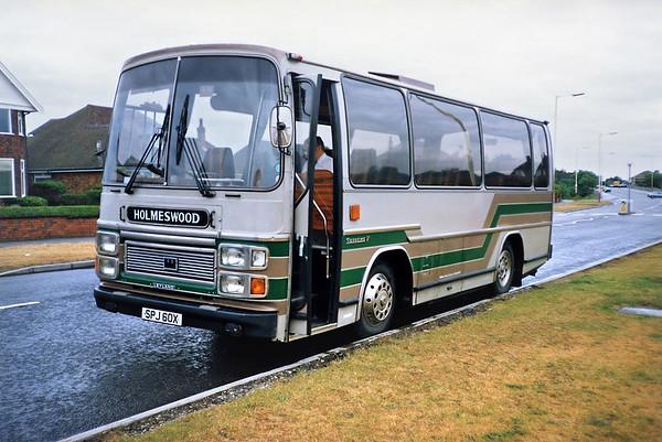 SPJ60X, Hillside 11/6/1991