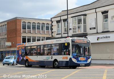 Hartlepool, May 2015