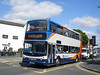 Stagecoach 18200 (VX54NNK), Hereford, 27th May 2011