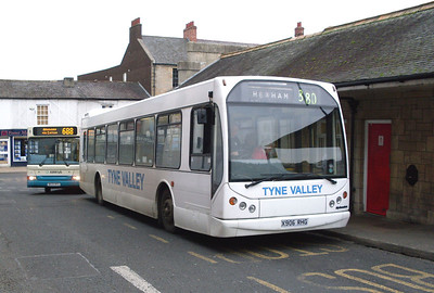 Tyne Valley R806RHG, Hexham, 6th November 2009