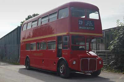 Imber Bus 2017