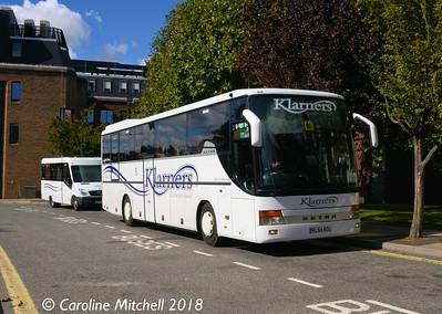 Klarners KL54KCL, Crown Street, Ipswich, 24th September 2018