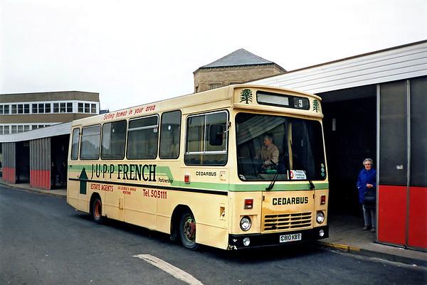 C810KBT, Huddersfield 2/3/1991