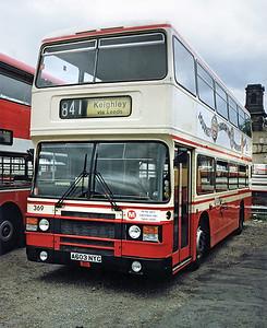 369 A603NYG, Scarborough 16/8/1991
