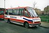 804 E804BTN, Isle of Dogs 25/1/1991