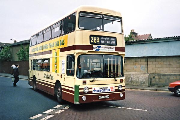 690 KPJ282W, Bromley 20/5/1991