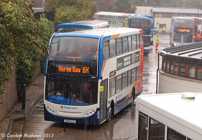 Stagecoach 15903 (GN13HJA), Canterbury, 9th September 2013