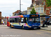 Stagecoach 34822 (KX06JXV), Horse Market, Kettering, 2nd August 2017
