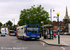 Stagecoach 34499 (KX53VNL), Horse Market, Kettering, 2nd August 2017
