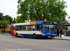 Stagecoach 35221 (KX56JZC), Horse Market, Kettering, 2nd August 2017