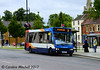 Stagecoach 47414 (KX55PFZ), Horse Market, Kettering, 2nd August 2017