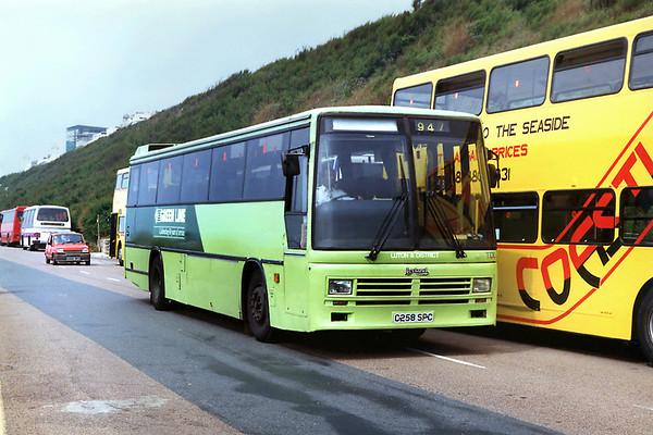 TDL58 C258SPC, Brighton 9/8/1992