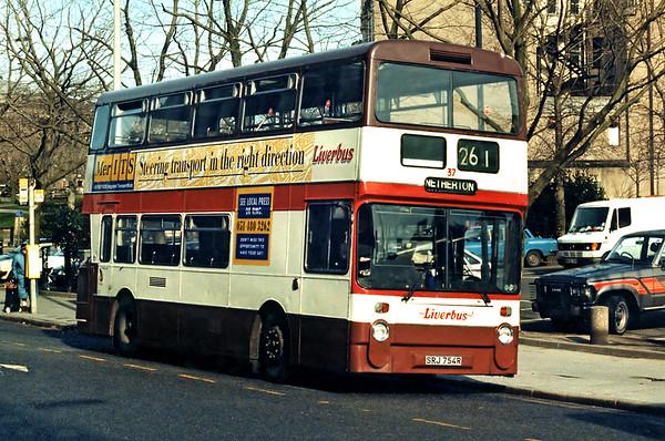 37 SRJ754R, Liverpool 17/3/1994