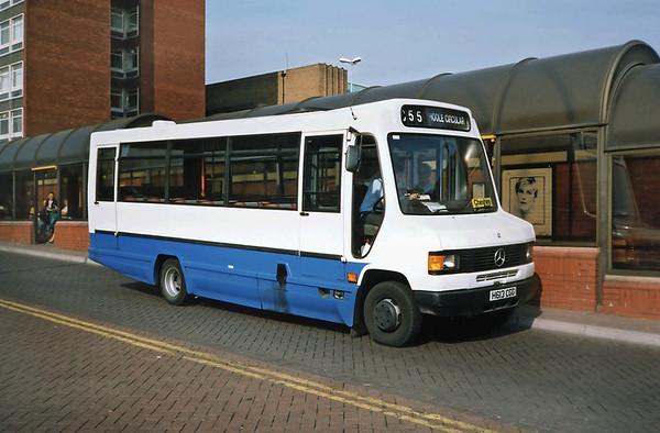 H613CGG, Chester 9/9/1991