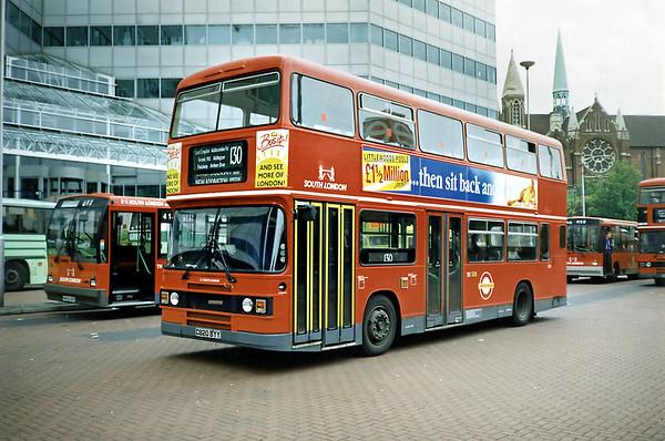 L20 C820BYY, Croydon 20/5/1991